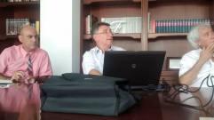 Reunión con Canarias 7