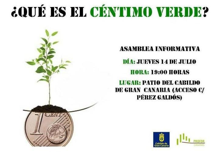 Céntimo verde